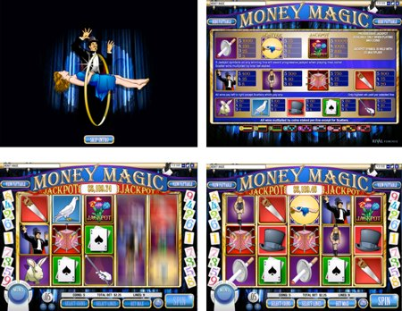 hot shot progressive slots free online