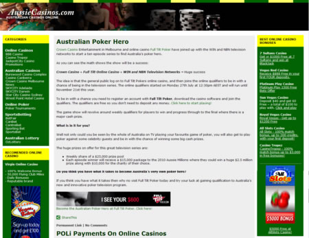 real online vegas casinos