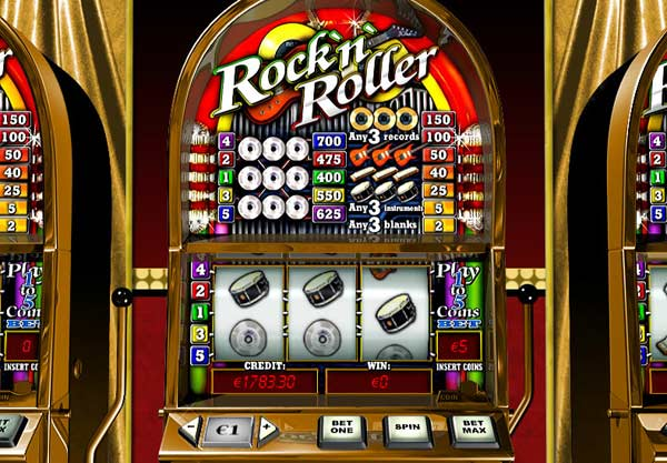 aerosmith slot machine