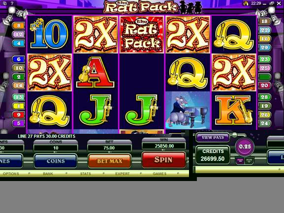 play free casino games slots for fun
