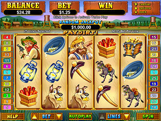 vegas hits slot machine